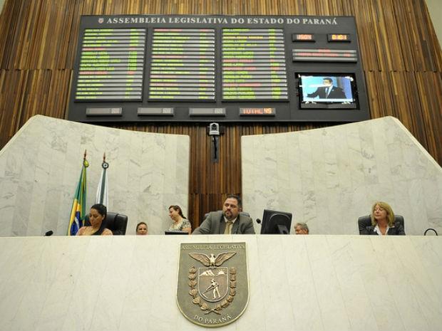 Projeto de isenção do ICMS sobre óleo diesel do transporte coletivo foi aprovado em primeira votação, nesta terça-feira (26) (Foto: Sandro Nascimento/ALEP/Divulgação)