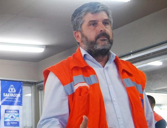 O advogado Gustavo Ferraz é ligado ao ex-ministro Geddel Vieira Lima (Foto: Divulgação/SECOM/Salvador)
