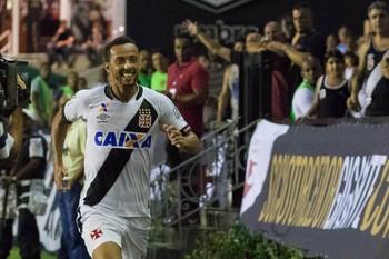 Nenê Vasco x Madureira (Foto: Agência Estado)