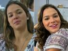 Antes e depois! Veja como fazer make-up de Bruna Marquezine na TV