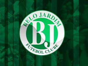 escudo belo jardim (Foto: Reprodução / Facebook)