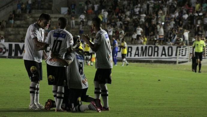 Botafogo-PB x River-PI, Copa do Brasil (Foto: Érica Paz/RiverAC )