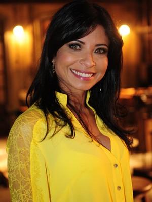 Ana Lima (Foto: TV Globo/João Cotta)