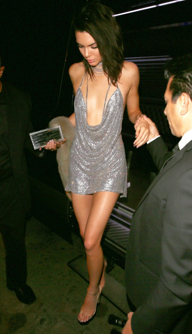 Kendall Jenner (Foto: AKM-GSI Brasil)