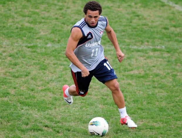 wellington nem fluminense (Foto: Dhavid Normando/Photocamera)