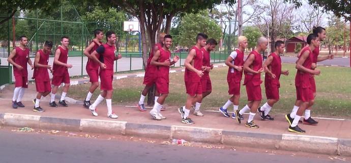 Atlético Roraima (Foto: Divulgação)