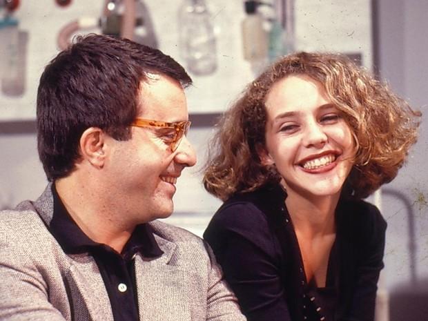 Tonico e Ana (Foto: Acervo TV Globo)