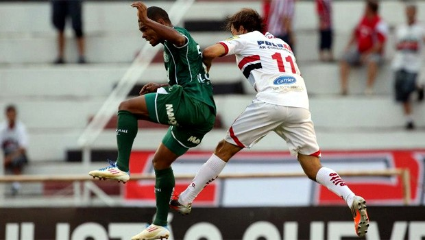 O Guarani enfrenta o São Paulo neste sábado, pelo Campeonato Paulista  (Foto: Rogério Moroti)