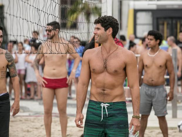 Dudu Azevedo  (Foto: Inácio Moraes / TV Globo)