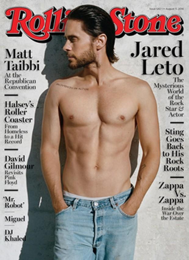 Jared Leto (Foto: Reprodução)