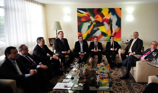 Aliados de Dilma formalizam criação de bloco informal que tentará aumentar poder de negociação da base com o governo federal (Foto: Marcelo Camargo/Agência Brasil)