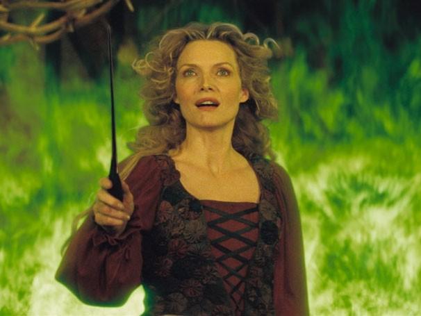 Personagem de Michele Pfeifer teve maior destaque no filme (Foto: Divulgação / Reprodução)