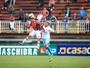 Keirrison faz mais um, e Londrina busca empate contra o Joinville em SC
