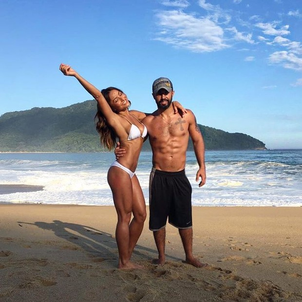 Sabrina Sato e Yan Acioli (Foto: Reprodução / Instagram)