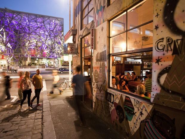 """Foto da campanha """"melhores empregos do mundo"""", da Austrália (Foto: Divulgação/Tourism Australia)"""