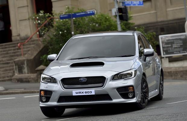 Subaru WRX (Foto: Divulgação)