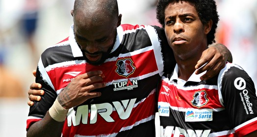 que dupla! (Marlon Costa / Pernambuco Press)