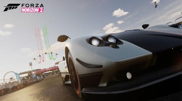 Cena de 'Forza Horizon 2' (Foto: Divulgação/Microsoft)