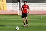 Provável titular da lateral esquerda, Diego Pituca apoia cobrança de Veiga