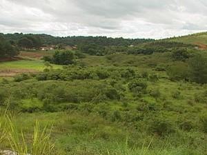 Projeto prevê construção de aterro sanitário no distrito do Taboão (Foto: Reprodução/TV Diário)