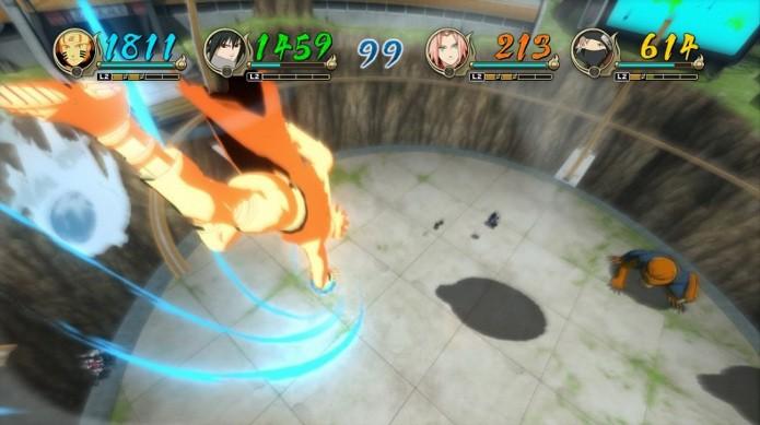 Com o Jutsu FInal, você será capaz de desbloquear o jutsu mais forte de seu personagem (Foto: Reprodução)