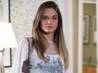 Juliana Paiva encara sua primeira protagonista: 'Estou com todo o gás'
