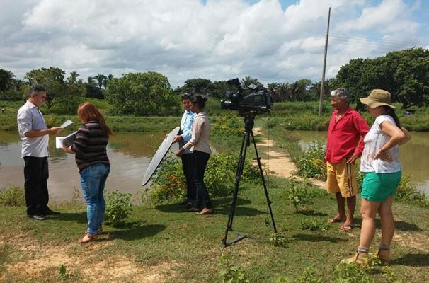 Clube Rural deste domingo será apresentado pelo jornalista Renan Nunes. (Foto: TV Clube)