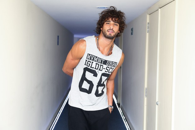 Marlon Teixeira (Foto: Manuela Scarpa/Photo Rio News)