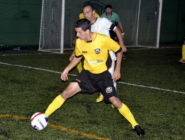 Real 7 perdeu mais uma no Brasileiro de Clubes  (Foto: Eduardo Aires/JornalF7.com)