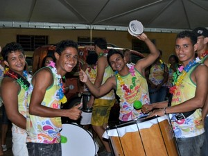 Bloco da Prevenção, em Rio Branco (Foto: Amanda Borges/ G1)
