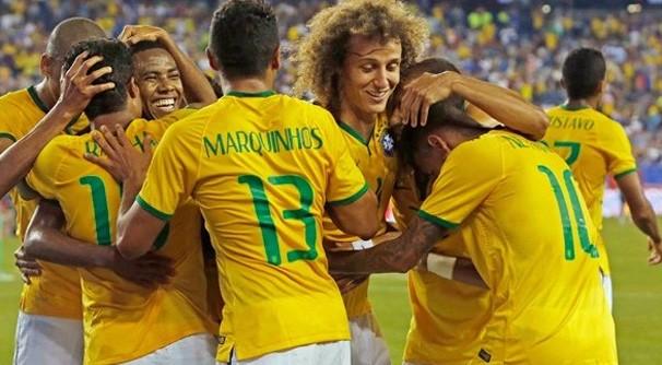 Chile recebe o Brasil pelas Eliminatórias da Copa do Mundo de 2018 (Foto:   Rafael Ribeiro/CBF)