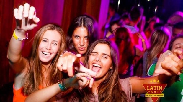 Latin Party (Foto: divulgao)