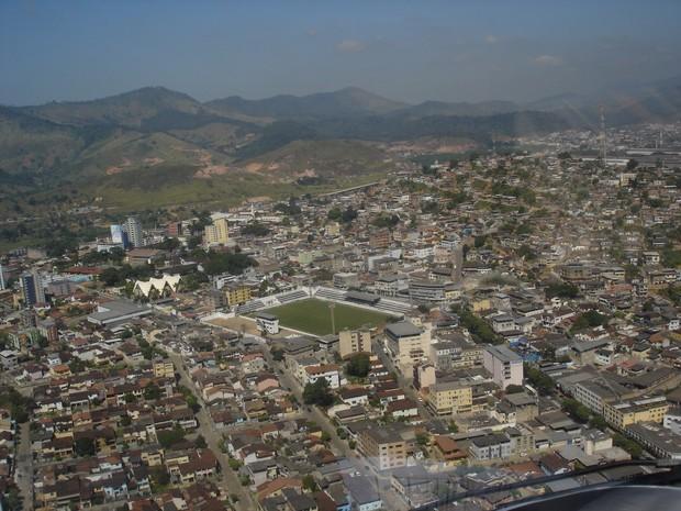 Fabriciano (Foto: Prefeitura Fabriciano)