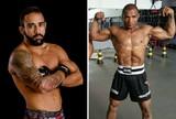 Dudu Bastos e Wilson Patola têm lutas alteradas no evento de MMA Fire Cage