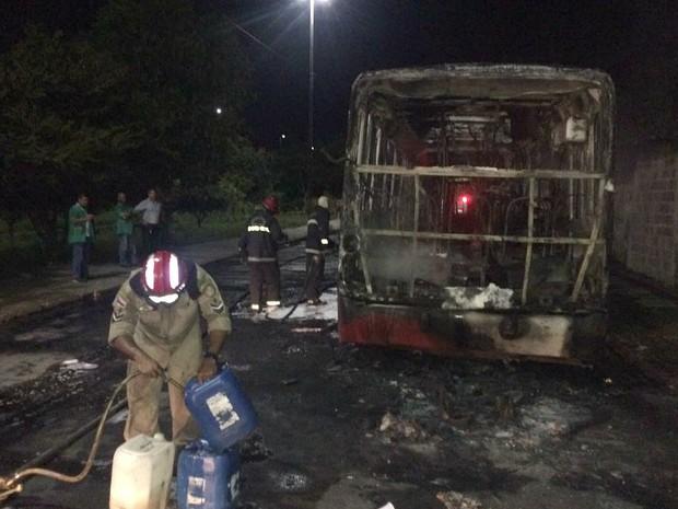 Fato ocorreu na noite desta quinta-feira (23) (Foto: Rickardo Marques/G1 AM)