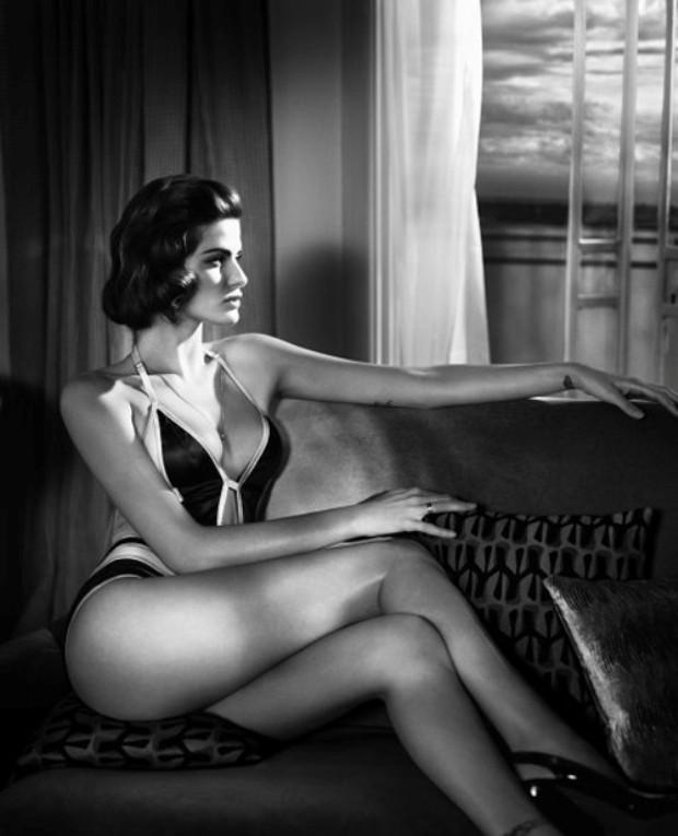 Isabeli Fontana (Foto: GQ)