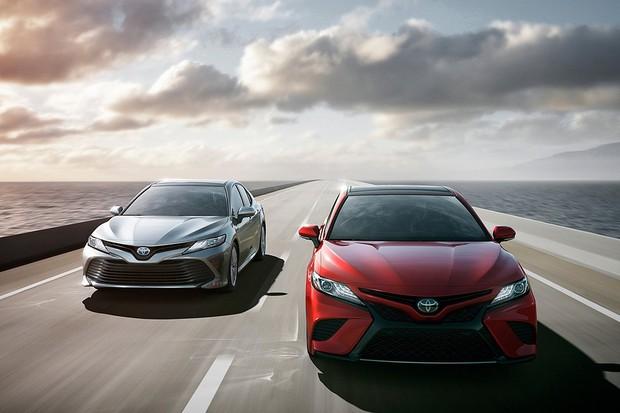 Novo Toyota Camry (Foto: Divulgação)