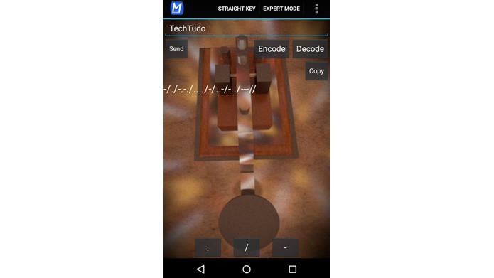 Serviço permite compartilhar resultado em outros aplicativos (Foto: Reprodução/Tiralk)