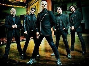 A banda norte-americana My Chemical Romance (Foto: Divulgação/MySpace do Artista)