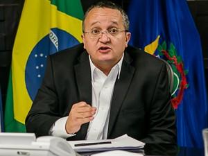 Governador de Mato Grosso, Pedro Taques (Foto: Chico Valdiner/Gcom-MT)