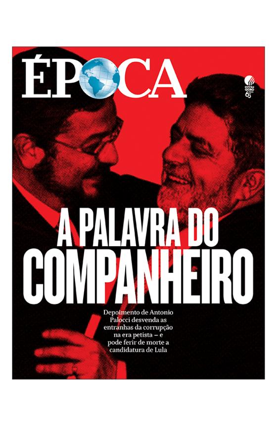 Capa edição 1003  (Foto: Época)