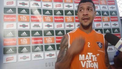 Antonio Carlos Fluminense (Foto: Daniel Gomes / GloboEsporte.com)