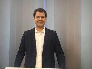 Luiz Fernando Machado, PSDB, é o novo prefeito de Jundiaí (Foto: Carlos Dias/G1)