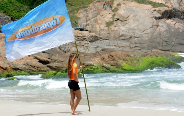 Nas Ondas do Rio Maria Helena Tostes (Foto: Alexandre Durão / GLOBOESPORTE.COM)