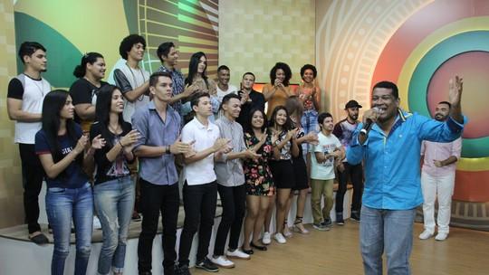 Edilson Santana fala de sua ligação com expressões culturais, no Amazonas