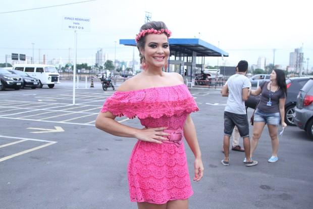 Geisy Arruda (Foto: Thiago Duran/AgNews)