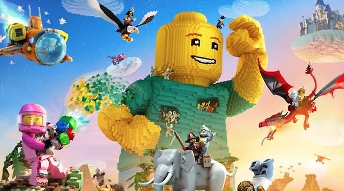 LEGO Worlds trará seu grande mundo aberto para explorar e alterar no PlayStation 4, Xbox One e PC (Foto: Reprodução/GameInformer) (Foto: LEGO Worlds trará seu grande mundo aberto para explorar e alterar no PlayStation 4, Xbox One e PC (Foto: Reprodução/GameInformer))