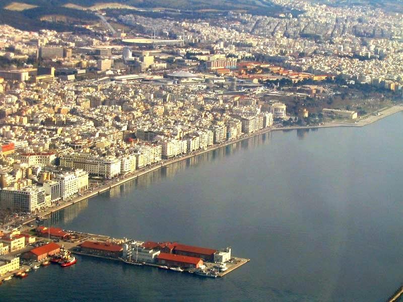 Salonica, Grécia (Foto: Wikipédia)