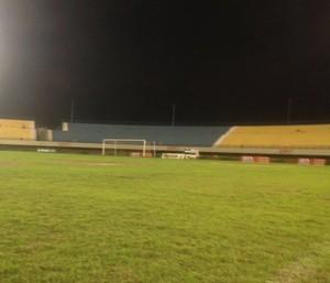Estádio Nilton Santos (Foto: Edson Reis/GloboEsporte.com)