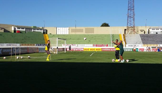 Boa Esporte faz seu último jogo pela Série B na próxima terça-feira (Foto: Régis Melo)